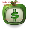 Make Money by Day Trading in Stocks(Enjoy Free BONUS Stock Trading Create a steady flow of money)